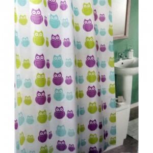 Zavesa za kupatilo CN7338 180x200cm sa alkama